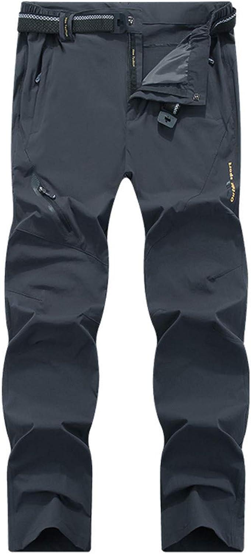 9ca0e9130d6b Cozylkx Men's Summer Quick Dry Softshell Waterproof Outdoor Hiking ...
