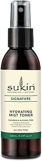 Sukin Original Signature Hydrating Mist Toner, 125 ml