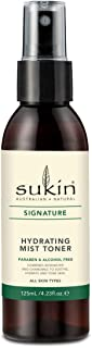 Sukin Hydrating Mist Toner, 4.23 Fluid Ounce