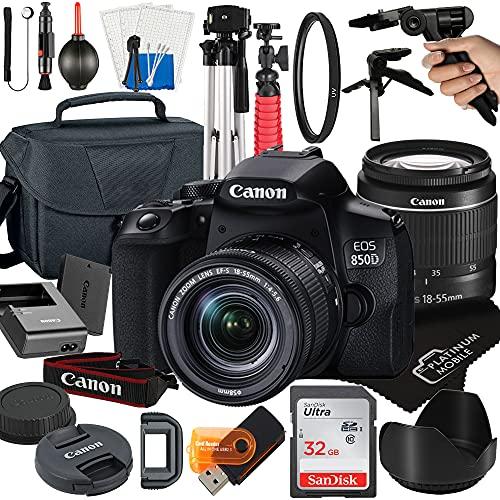 Canon EOS 850D / Rebel T8i DSLR Camera ...