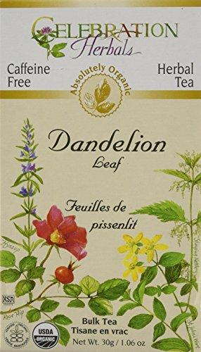 Celebration Herbals Dandelion Leaf Tea Organic Loose Pack, 30Gm