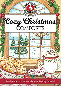 Cozy Christmas Comforts (Seasonal Cookbook Collection) by [Gooseberry Patch]