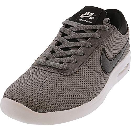 Nike Herren Sb Air Max Bruin Vpr Txt Sneakers, Mehrfarbig (Gunsmoke/Black/Black/White 001), 40 EU