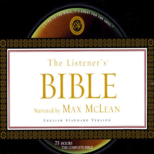 The Listener's Bible audiobook cover art