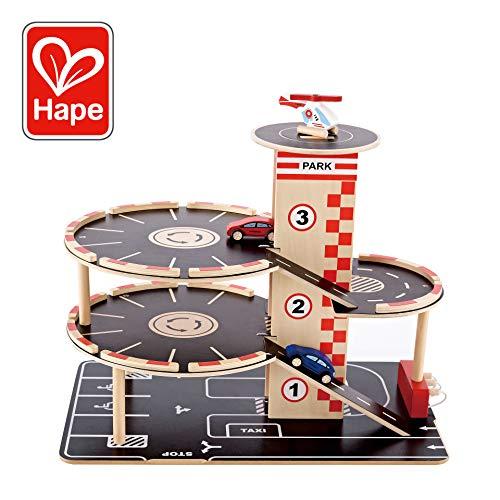 Hape International (Ningbo) Ltd. -  Hape Parkhaus aus