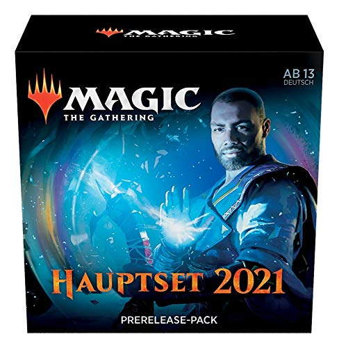 Magic The Gathering - M21 Pre-Release Pack | DEUTSCH
