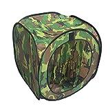 Hellery BB Target Tent Trap in Nylon Leggero a 3 Strati per Esercitazioni di Tiro a