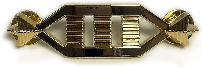Star Trek Classic Movies Uniform Captain's Sleeve Cloisonne Metal Pin