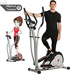 shaofu Magnetic Control Mute Elliptical Trainer