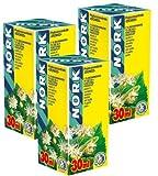 Nork Phyto Concentré - Pack de 3 -Cours de 21 jours - Extraits de plantes naturelles - santé de...