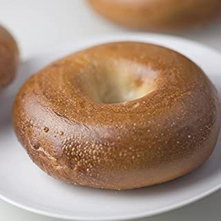 12 Fresh New York Bagels - Plain