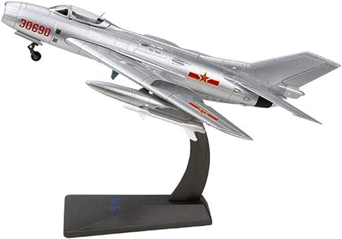 SM SunniMix 1 48 Düsenj r Flugzeug Modell Haus Büro Tischdekoration - F-6