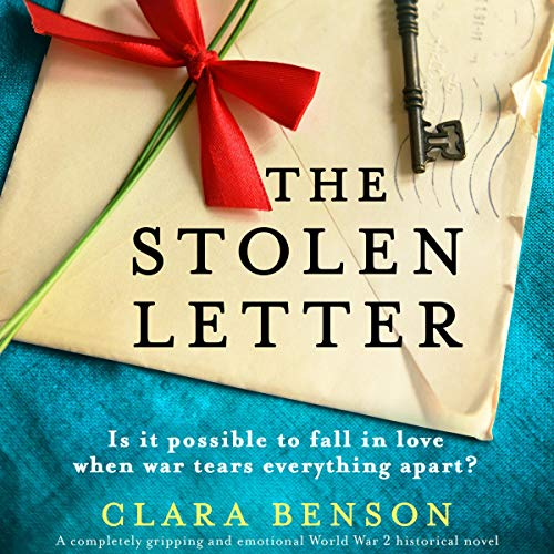 The Stolen Letter cover art
