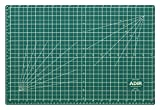 Adir Professional Self Reversible Healing Cutting Mat, 30 by 42-Inch, Green/Black