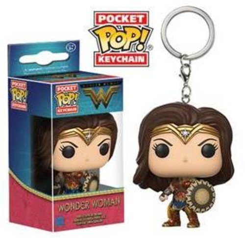 Pocket POP! Keychain: DC: Wonder Woman: Wonder Woman