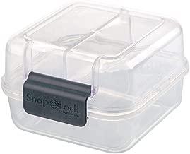 Progressive–Snaplock almuerzo cubeta to-go contenedor, azul, Gris, Lunch To-Go, 1