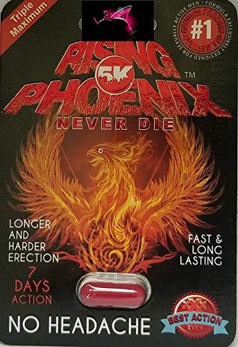 Rising Phoenix  (And) Wet XXX (Super Combo) 20pills  Max Load Ejaculate Volumizer Pills For Men Plus Love Potion Pen
