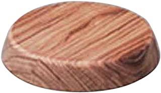 Whitecap 60469 Standard Teak Winch Pad - 7 Top Diameter
