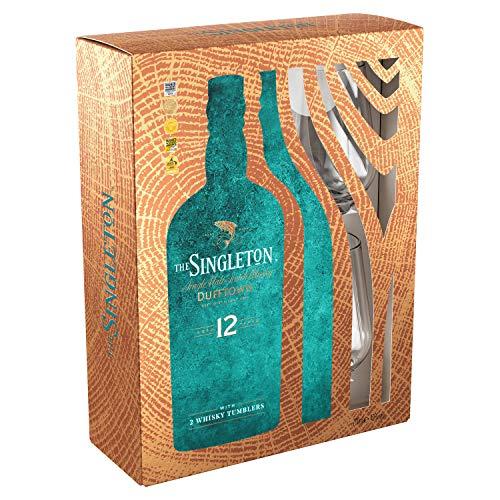 Singleton 12 Jahre, Geschenkpackung mit 2 GläsernSingle Malt Whisky (1 x 0.7 l)