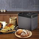 Dytxe-shelf Panificadora 22 Programas Pan Y Dulces Sin Gluten Accesorios Temporizador Digital Libro De Cocina Amasar Levadura Y Hornear, 500 Vatios