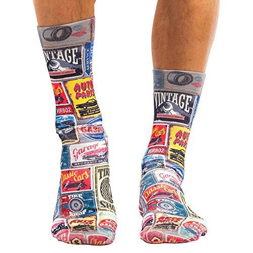 Wigglesteps Herren Socken