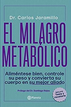Book's Cover of El milagro metabólico Versión Kindle