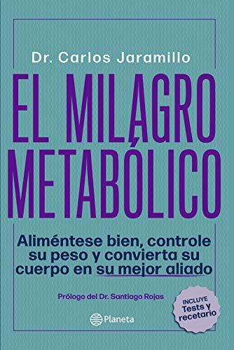 El milagro metabólico (Fuera de colección) PDF EPUB Gratis descargar completo