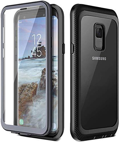 Prologfer Funda para Samsung Galaxy S9 360 Grados