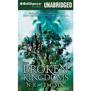 The Broken Kingdoms cover art