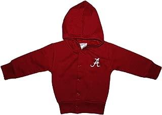 University of Alabama Crimson Tide Baby Snap Hooded Jacket