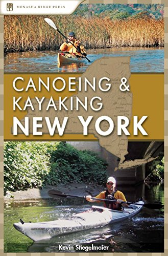 Compare Textbook Prices for Canoeing and Kayaking New York Canoe and Kayak Series  ISBN 9780897326681 by Stiegelmaier, Kevin