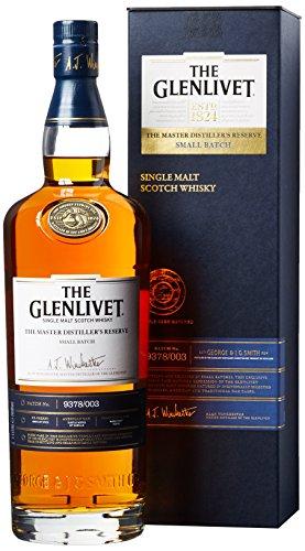 Glenlivet The Master Distiller's Reserve Small Batch Whisky mit Geschenkverpackung (1 x 1 l)