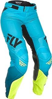 Fly Racing Girls Cross Hose Lite Blau/Hi Vis