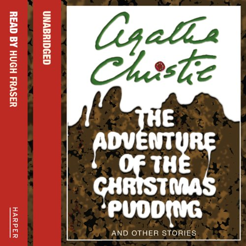The Adventure of the Christmas Pudding audiobook cover art
