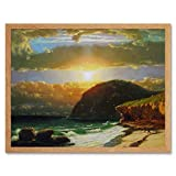 Fairman Eagle Cliff Manchester by The Sea Painting Art
