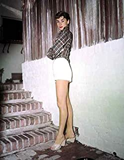 Audrey Hepburn Canvas Sabrina 05 A2 large 42 x 60 cm Box Canvas Print 16 x 60,96 cm