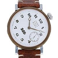 テッラ チエロ マーレ TERRA CIELO MARE トッポーニ オフィサー TC7045ACB2PA ホワイト文字盤 新品 腕時計 メンズ (TC7045ACB2PA)