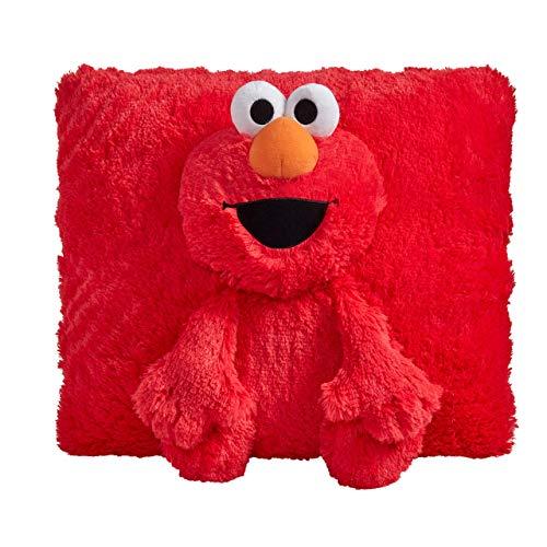 "Pillow Pets Sesame Street Elmo 16"" Stuffed Animal Plush Pillow Pet"