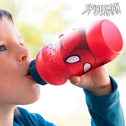 Générique – Gourde enfant Spiderman