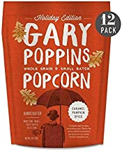 product image for Gary Poppins Popcorn - Caramel Pumpkin Spice (6oz) - 12 Pack Flavored Popped Corn HOLIDAY EDITION