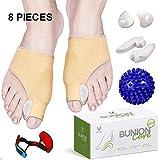 Best Bunion Correctors - Bunion Corrector and Bunion Relief, Bunion Splint Socks Review
