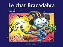 livres pour En finir avec Halloween : le chat Bracadabra