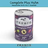 Fresco Dog Complete Plus Huhn 800g (haltbares B.A.R.F.)