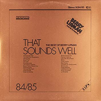 That Sounds Well - The Best of Berry Lipman - Vol. 2