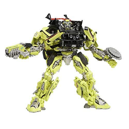 Transformers Movie Masterpiece Series MPM-11 Autobot Ratchet Sammelfigur aus dem ersten Transformers Film – Ab 8 Jahren geeignet, 19 cm