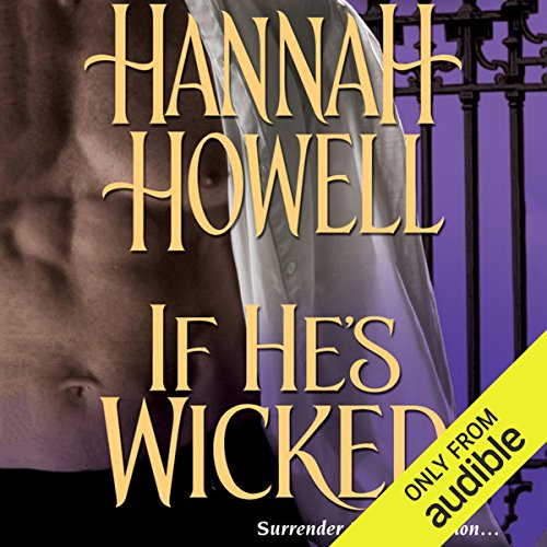 If He's Wicked audiobook cover art
