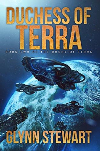 Duchess of Terra (Duchy of Terra Book 2) (English Edition)