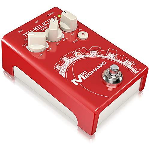 TCHELICON(ティーシーヘリコン)『MicMechanic2』