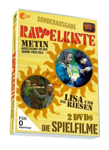 Die Spielfilme: Metin & Lisa und die Riesen (2 DVDs)