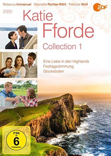 Katie Fforde Collection 1 [3 DVDs im Schuber]